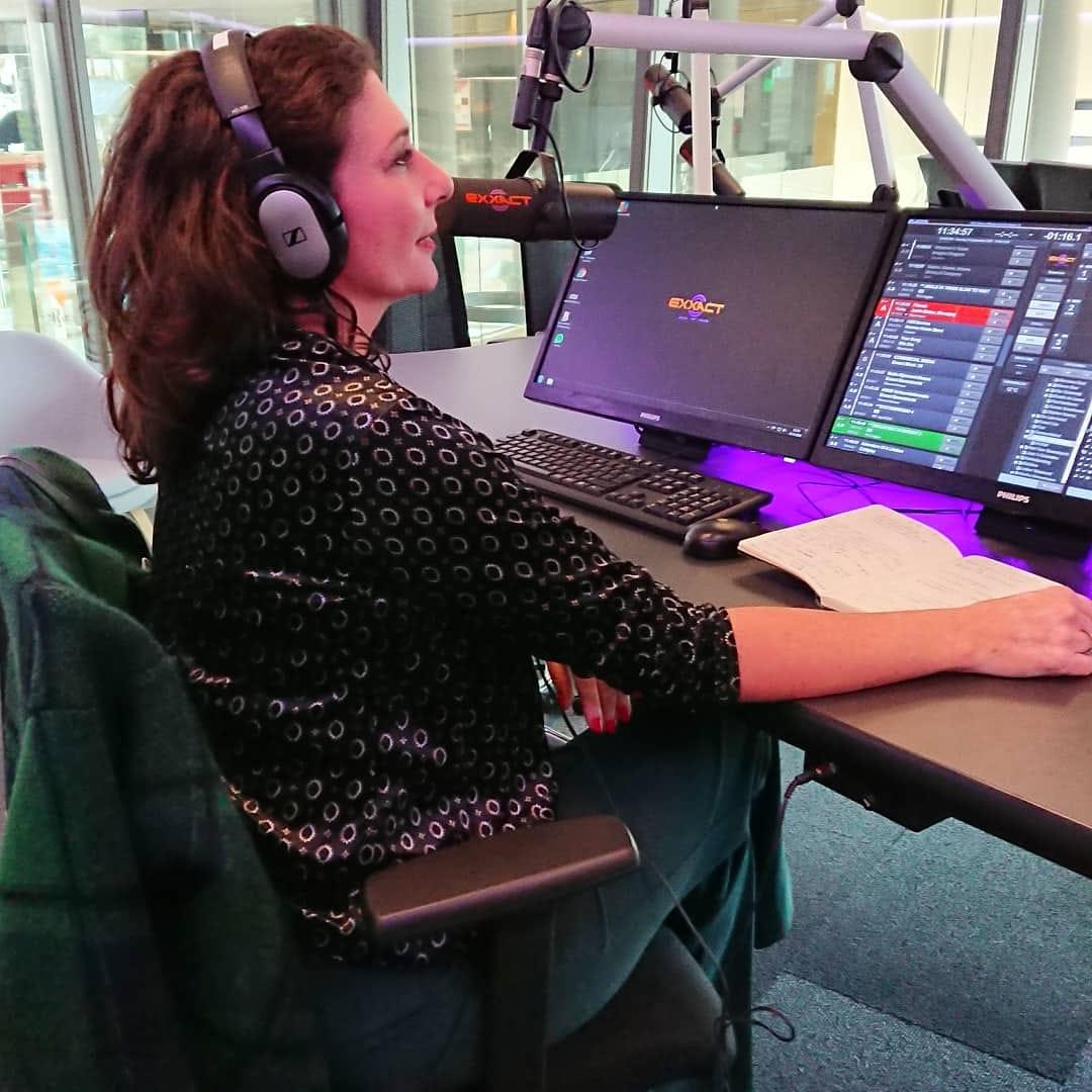 DHVR @ Radio Exxact